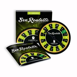 JOGO SEX ROULETTE FOREPLAY...